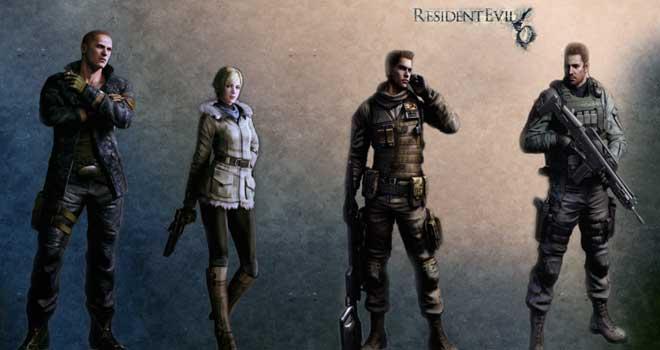 Resident Evil 6 by NataliWesker