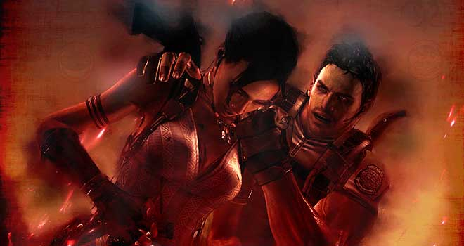 Resident Evil 5 - Chris And Sheva