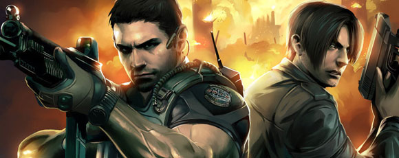Cool Resident Evil Fan Art And Wallpapers