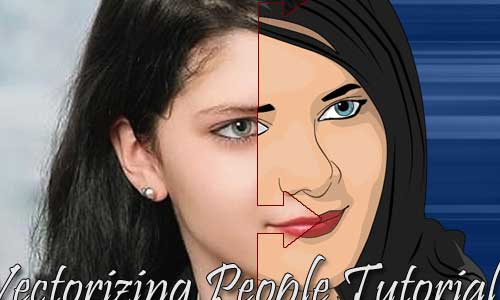 Vectorizing People Tutorial by Ivan Bacic