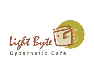 Light Byte Cybernetic Cafe by Suxius