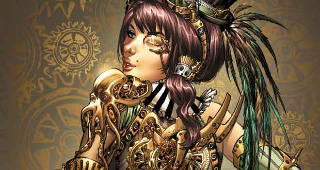 SteampunkAss by Nei Ruffino