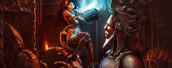 15 Impressive Steampunk Digital Artworks