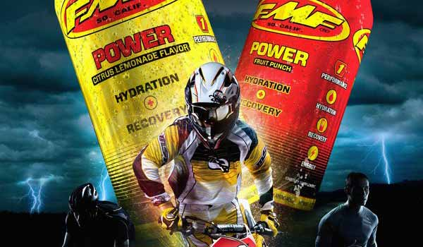 FMF Power Energy Drink by Kevin Fleming