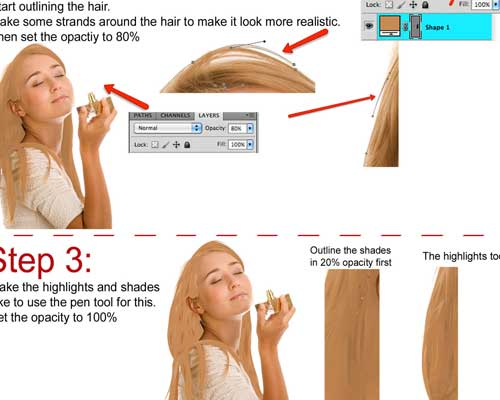 Vexel Hair Tutorial by girdog5017