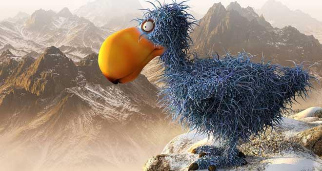 Dodo Bird by Maciej Frolow