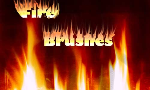 23 Fire Brushes by SpyrotheDragon13571