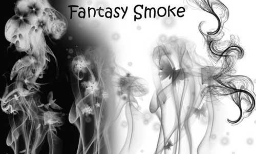 Fantasy Smoke by Lileya Brogu