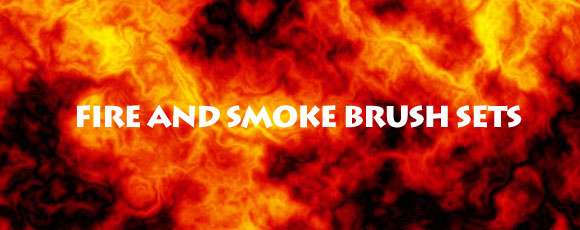 Fire And Smoke Brush Sets To Download
