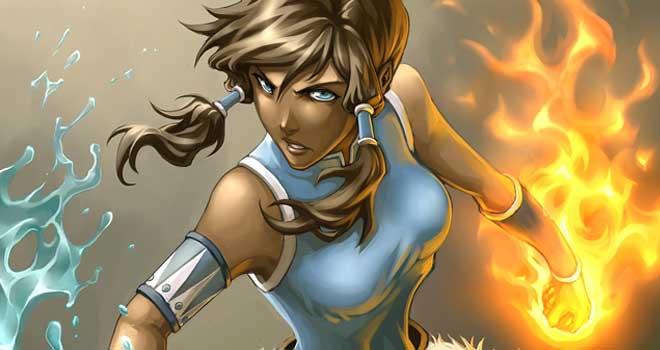 Avatar Korra by Drake Tsui