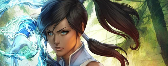 Impressive Korra Digital Artworks From Avatar: Legend Of Korra