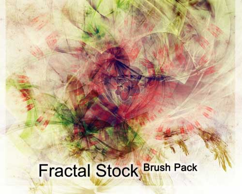 Stock Fractal Brush Pack by CaseyKr