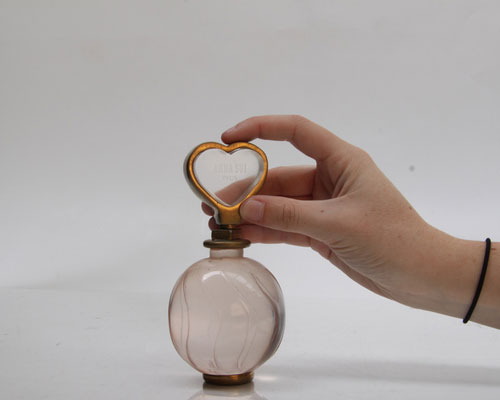 Eros Perfume Bottle by Samantha Wood