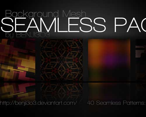 Seamless - Background Mesh by Benji3O3