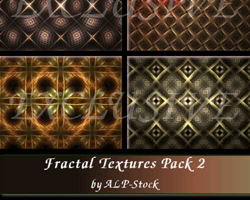 Fractal Textures by Ana Lucia Pais