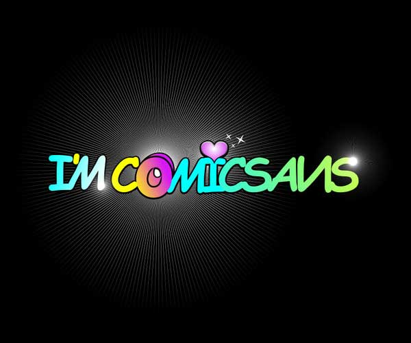 Comic Sans Project by Denny Kuswantoro
