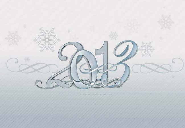 2013 Wallpaper by demeters