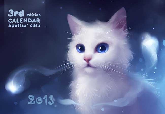 Calendar 2013 by Apofiss