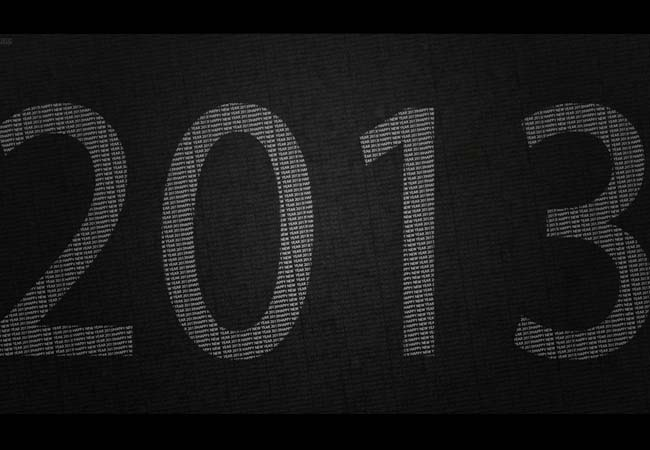 Happy New Year 2013 by TietzeDesign