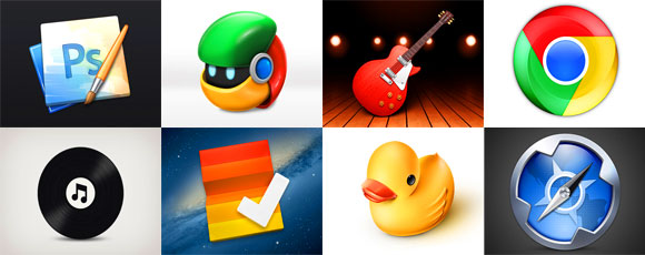 A Collection of Replacement App Icons