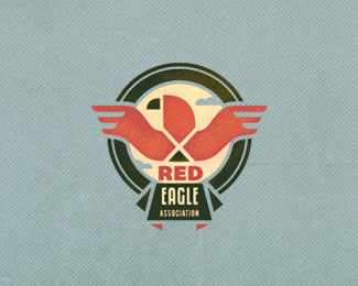 Red Eagle Association by Szende Brassai