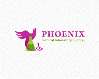 Phoenix Medical Laboratory Supplies by funkeyBureau
