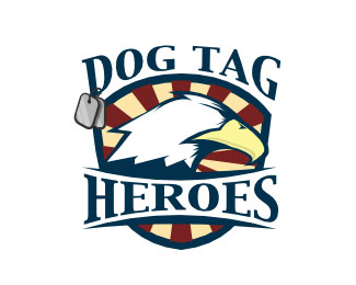 Dog Tag Heros by RaleighBrands