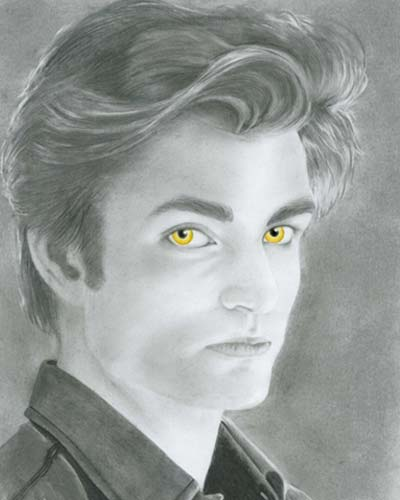 Ed Cullen (Robert Pattison) by *Thorane