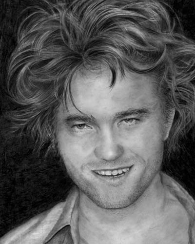 Robert Pattison by *VivalaVida