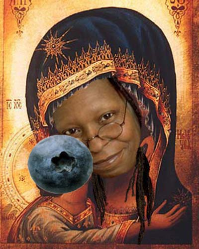 Whoopi Goldberg by ~Blueberry-Blueberry