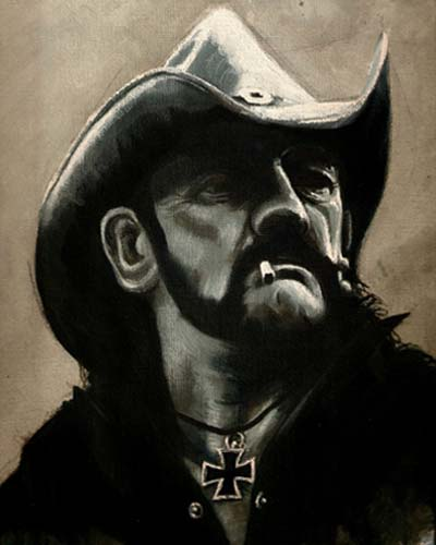 LemmyKilmister by ~Life-takers-crayons