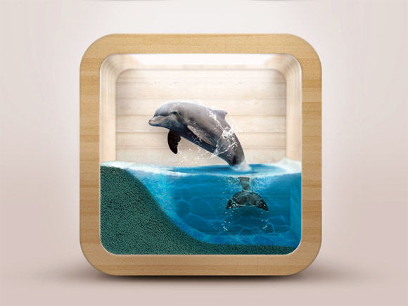 Dolphin iOS Icon