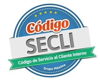 Codigo SECLI - Grupo Maxima by cromatiko