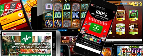 Playing games on Mobile Phone, Smartwatch and Tablet